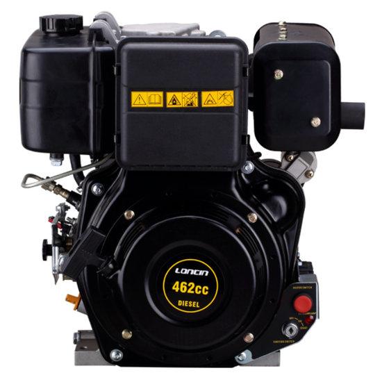 Afbeelding van PTM460DPRO 12pk Dieselmotor met voorgemonteerde tandwielpomp pompgroep 2