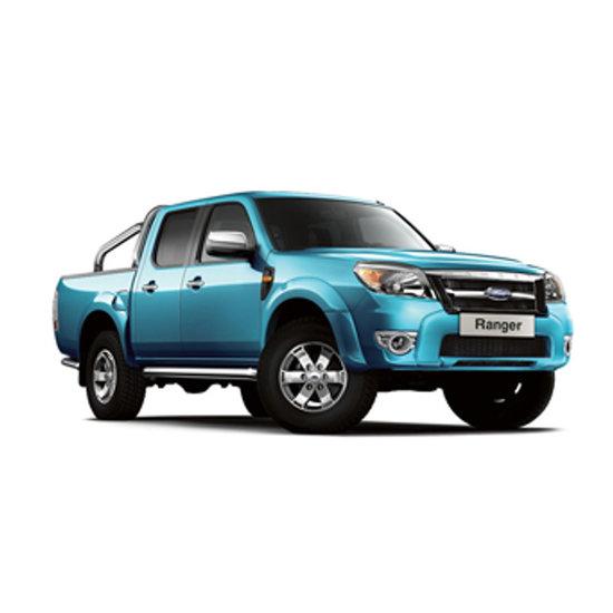 Afbeelding van PTO voor Ranger Pick-Up 2,5 TDCI / bouwjaar 2006 - 2011 / zonder airco