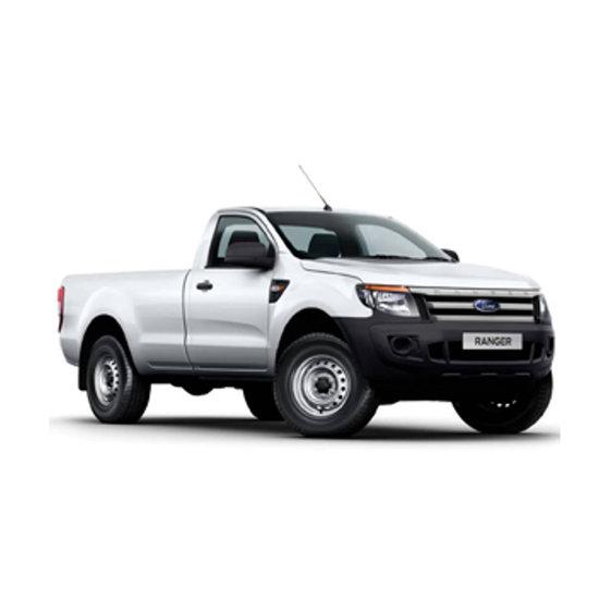 Afbeelding van PTO voor Ranger Pick-Up 2.5 TDCI / bouwjaar 2006 - 2012 / met airco