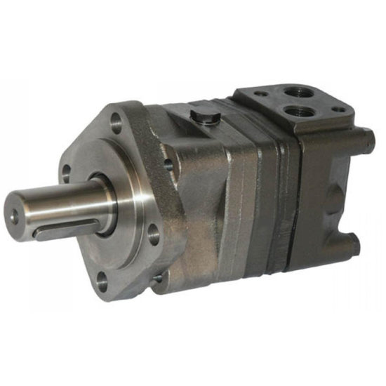 Afbeelding van Danfoss OMS 200 cc hydraulische motor 32 mm as