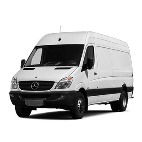 Afbeelding van PTO voor Sprinter 219, 319, 419, 519/E5-E6 / bouwjaar 2009 en later / met en zonder airco (motor met aanleg voor Mercedes N63)