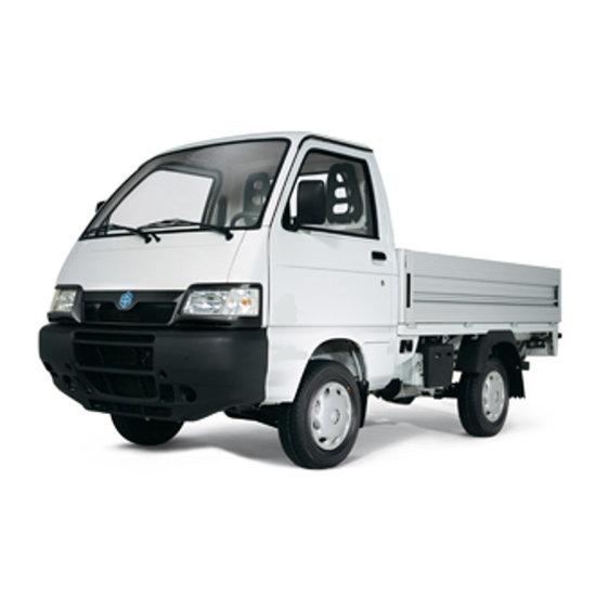 Afbeelding van PTO voor Porter Benzina E4 / bouwjaar 1998 - 2010 / zonder airco