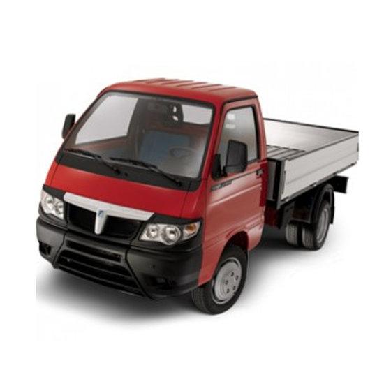 Afbeelding van PTO voor Porter Diesel E5 / bouwjaar 2011 - 2013 / zonder airco