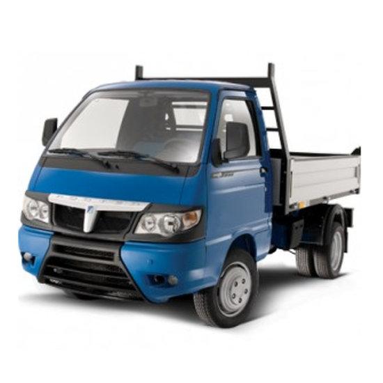 Afbeelding van PTO voor Porter Diesel E5 / bouwjaar 2014 - 2015 / zonder airco