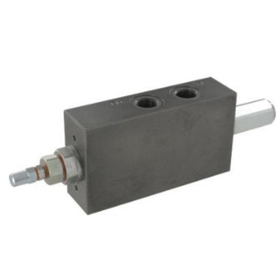 """Afbeelding van IJlgangventiel voor cilinder 3/8"""" BSP 30L/min"""