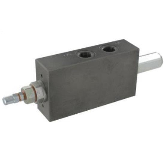"""Afbeelding van IJlgangventiel voor cilinder 1/2"""" BSP 50L/min"""