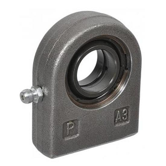 Afbeelding van HMB gelenkoog met binnendiameter 16 mm voor cilinder met boring Ø32 mm en Ø40 mm (Duits model)