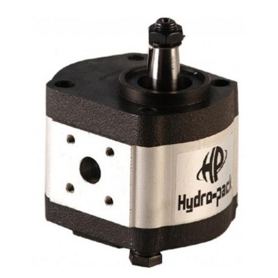 Afbeelding van Hydrauliekpomp voor John Deere serie 10, 500 en 700