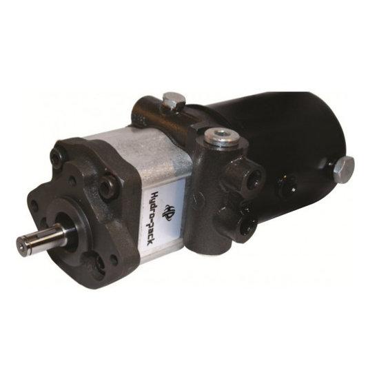 Afbeelding van Hydrauliekpomp voor Massey Ferguson 265, 275, 283 4x4, 290