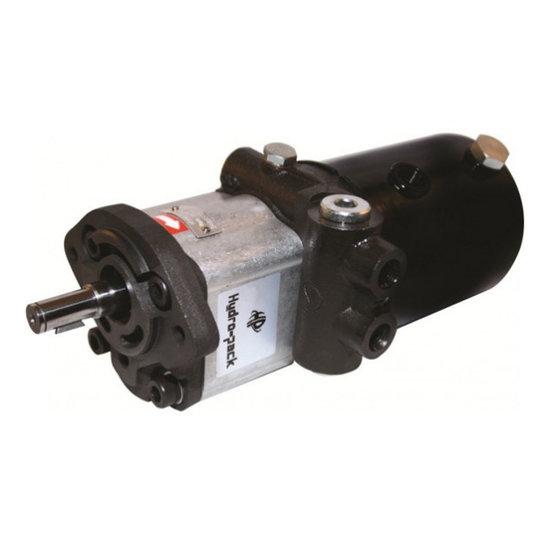 Afbeelding van Hydrauliekpomp voor Massey Ferguson 295 4x4