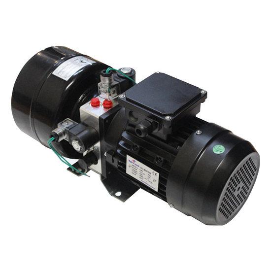 Afbeelding van 380V 0,75 kW hydrauliek powerpack dock leveler/laadbrug