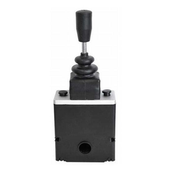 Afbeelding van Joystick voor proportioneel stuurventiel