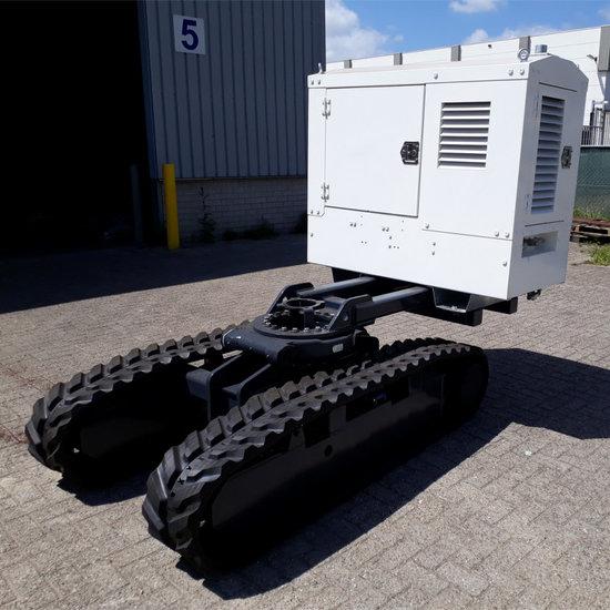 Afbeelding van Onderwagen en powerpack C60