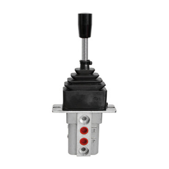 Afbeelding van Hydraulische joystick zonder vergrendeling 5-20 L/min