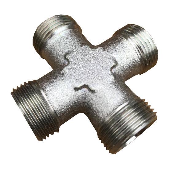 Afbeelding van Kruiskoppeling 6S (M14x1,5)