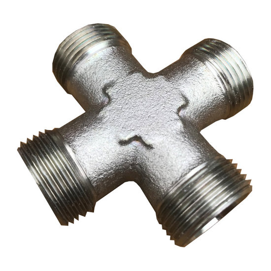 Afbeelding van Kruiskoppeling 14S (M22x1,5)