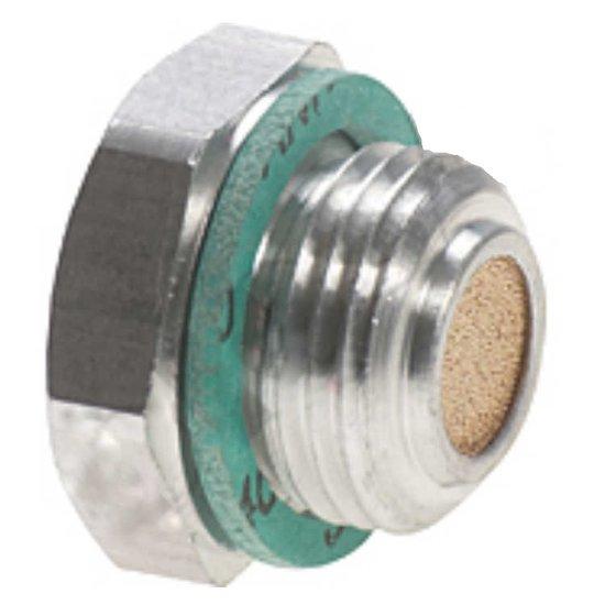 """Afbeelding van Ontluchtingsventiel voor hydrauliek cilinder 3/8"""" BSP"""