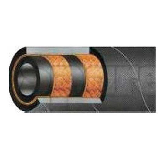 """Afbeelding van 1/2"""" hydrauliekslang (2SN) per meter"""