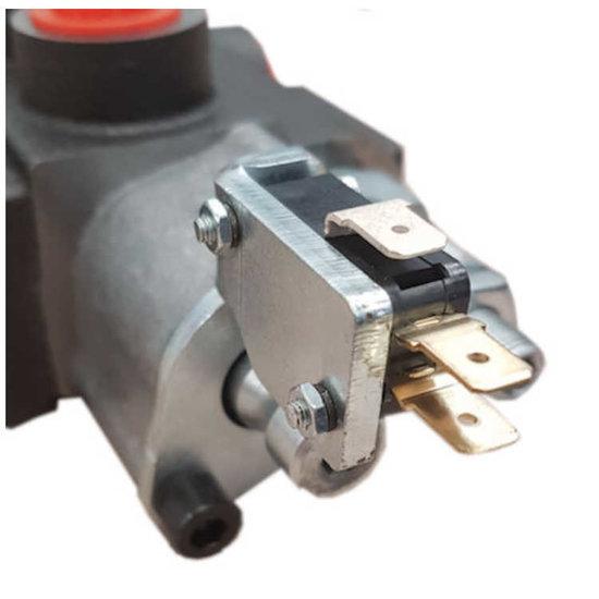 Electrische schakelaar voor P40 en P80 stuurventielen