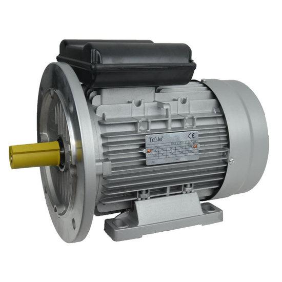 Afbeelding van 1 fase elektromotor 1,1 kW, 230 Volt 1500 RPM