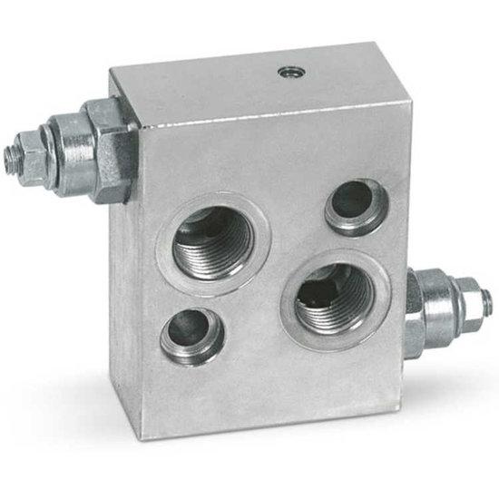 """Afbeelding van Drukbegrenzingsventiel hydromotoren VAU 1/2"""" MS"""