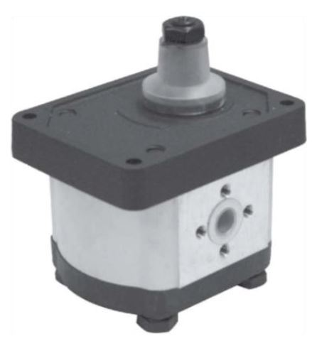Afbeelding van Pakkingset voor 20MR tandwielmotoren