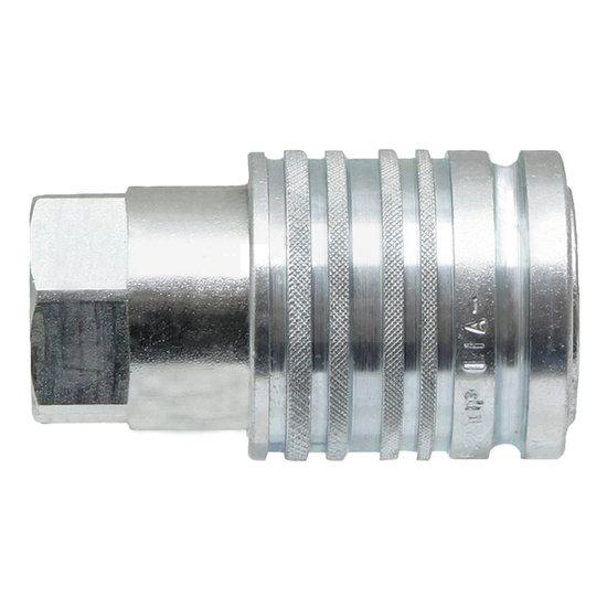 """Afbeelding van Snelkoppeling 1/2"""" BSP female, met seegerring montage, BG-maat: 3"""