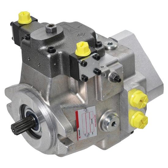 Afbeelding van Gesloten Plunjerpomp - Verstelling hydraulisch proportioneel met terugkoppeling 14L/min
