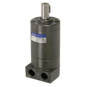 MM40 40cc hydraulische motor 16 mm as, zijaansluiting