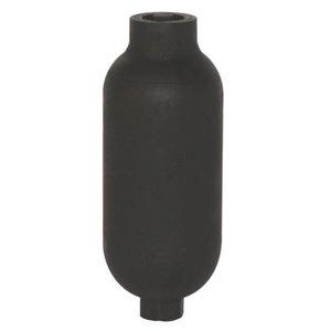 "Saip balgaccumulator type LA3 145-270 bar vuldruk st. 80 bar 3/4"" GAS aansluiting 3l"