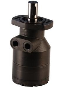 M+S HW350 350cc hydraulische motor 32 mm as